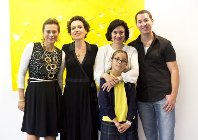 Liora Oved Lola and more in Barcelona