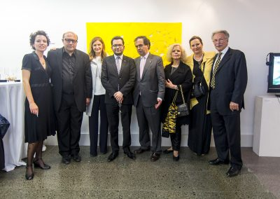 Representatives of Catalan government.Opening night_
