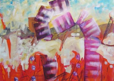 n-_the_the_towers_of_Babylon_second_sin. acrylic on canvas. 40_ x 48_